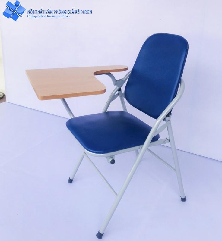 Ghế gấp liền bàn chân sắt LB2