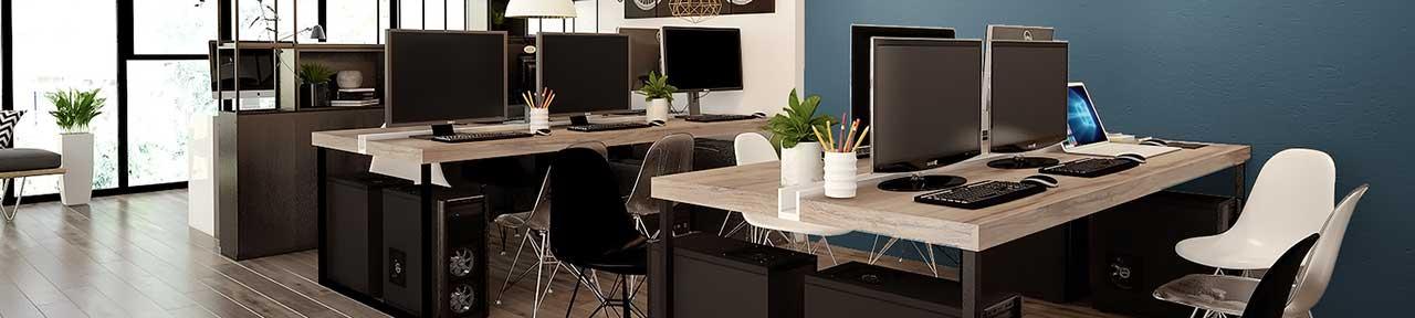 Thiết kế nội thất văn phòng 1