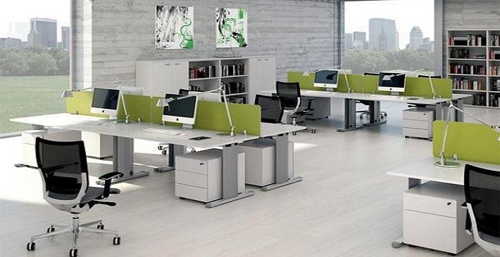 Lựa chọn bàn văn phòng giá rẻ theo tuổi