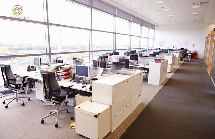 Piron - Trọn gói nội thất văn phòng tại Việt Nam